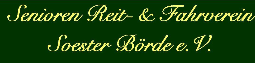 Senioren Reit- & Fahrverein-Soesterbörde e.V.